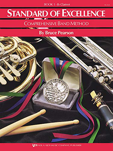 - W21TP - Standard of Excellence Book 1 Trumpet - Book Only
