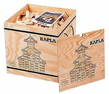 construction bois kapla