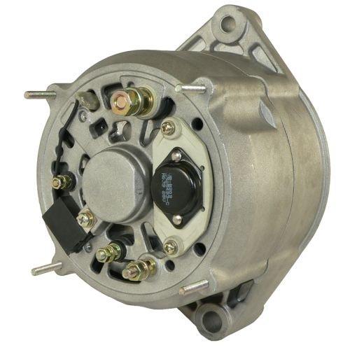 DB Electrical ABO0361 New Alternator For Volvo Loader L220D L330C, Truck F12 F16 Fl10 Fl6 Fl608 Fl6010 Fl611 Fl612 Fl613 Fl614, Fl615 Fl616 Fl617 85 86 87 88 89 90 91 92 93 94 95 96 97 98 99 00 1985