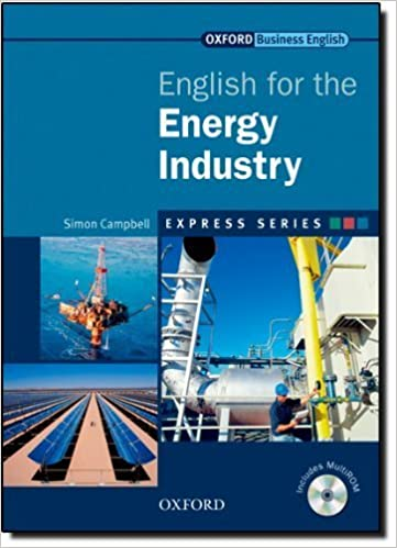 Book English for the Energy Industry (Express) Pap/Cdr edition by Campbell, Simon (2011)