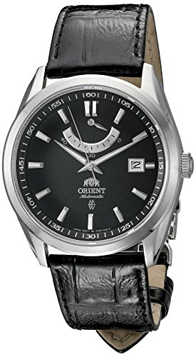 Orient Men's FFD0F002B Vintage Power Reserve Meter Watch