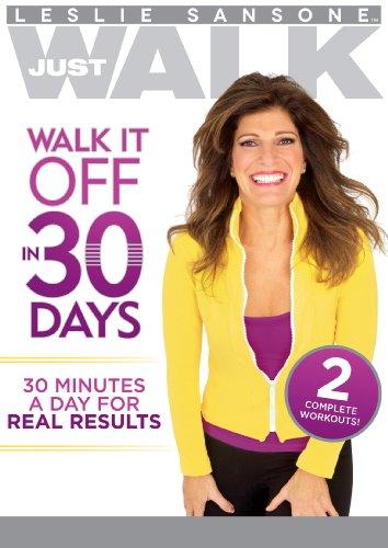 (Leslie Sansone: Walk It Off In 30 Days)