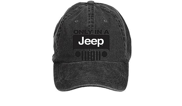 chengxingda Jeep Wrangler Logo algodón lavar Gorra de béisbol ...