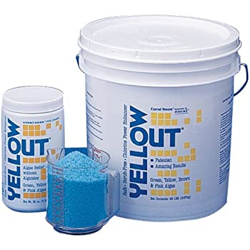 Yellow Out Swimming Pool Chlorine Shock Enhancing Treatment 4 Lbs Swimming