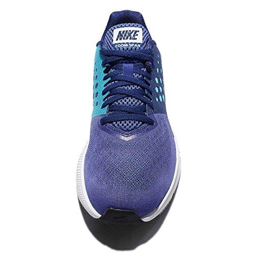 ... Nike Zoom Span 852437 400 Blå / Hvit