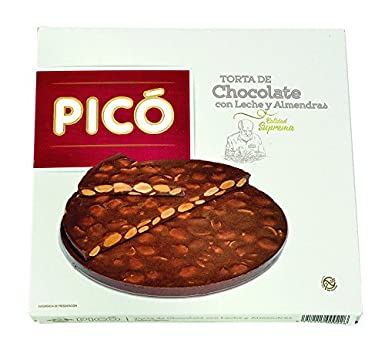 Picó Torta de Chocolate con Almendras - 200 gr: Amazon.es: Alimentación y bebidas