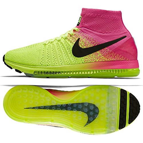 brand new 5a78b ed81a ... reduced nike zoom all out flyknit oc mens running shoes multi color  multi 5abfa 2481a