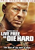 Live Free or Die Hard (Full Screen Edition) by 20th Century Fox