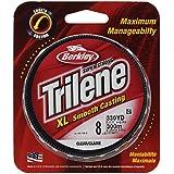 Berkley Trilene XL Smooth Casting Monofilament Spool, Clear