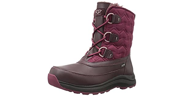5ed5c6444ce UGG Women's Lachlan Winter Boot, Cordovan, 7 M US: Amazon.com: DUAE ...