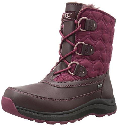 UGG Women's Lachlan Winter Boot, Cordovan, 9 M US