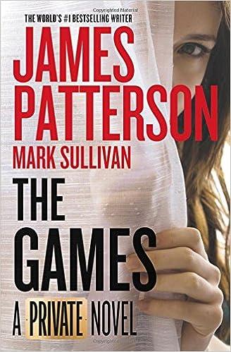 Amazon.com: The Games (Private) (9781455585335): James Patterson ...
