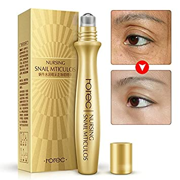 Amazon.com: Crema de ojos EDTara, crema de ojos de esencia ...