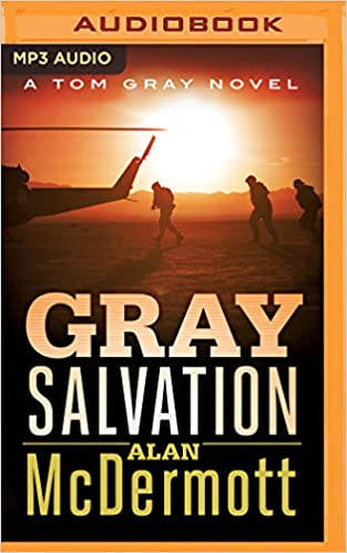 Book Gray Salvation (Tom Gray)