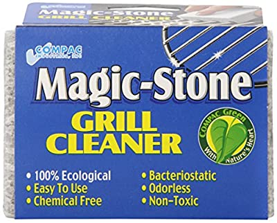 Compac Magic Stone Grill Cleaner from Compac