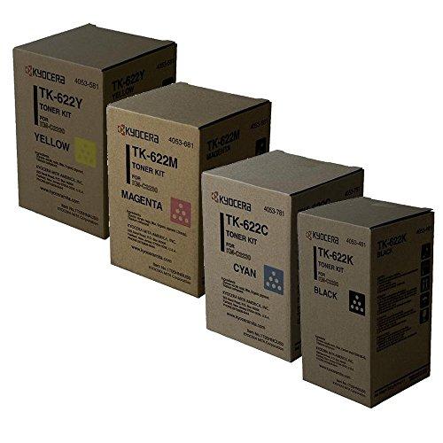 - Kyocera Mita KM-C2230 Standard Yield Toner Cartridge Set