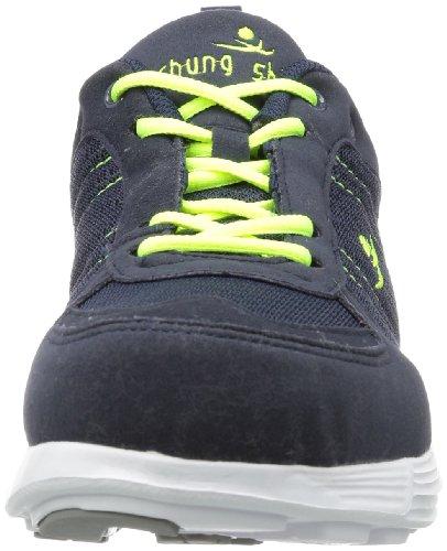 Chung Shi Duxfree Nassau 8800680, Scarpe da camminata uomo Blu (Blau (Navy/Lime))
