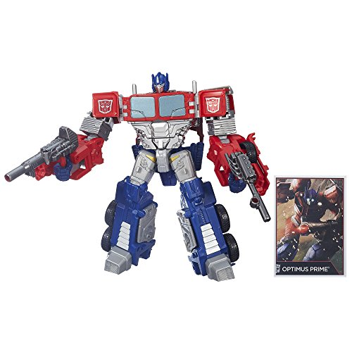 Transformers Generations Combiner Wars Voyager Class Optimus Prime Figure (Discontinued by manufacturer)