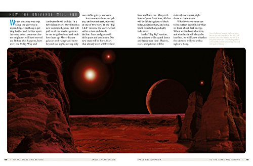 Space Encyclopedia A Tour Of Our Solar System And Beyond Import