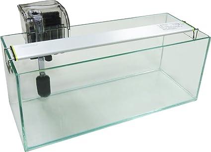 Mr Aqua Mini Bookshelf Aquarium Tank Set