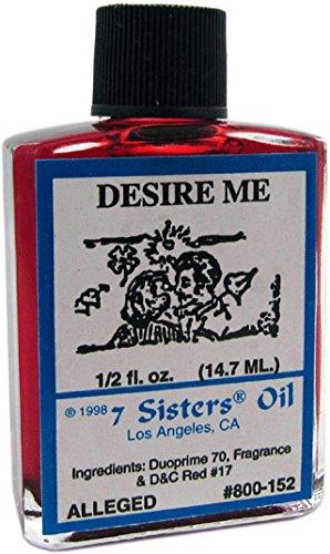 7 Sisters Desire Me Oil 1/2 fl. oz.