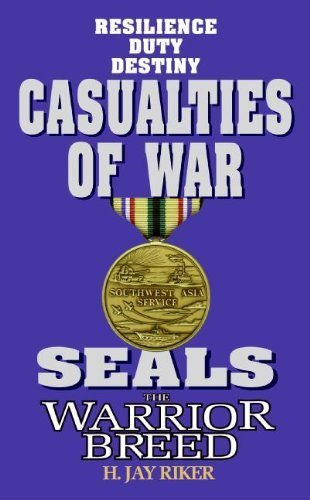Casualties of War (Seals: The Warrior Breed, Book 9) by H. Jay Riker (2003-11-25)