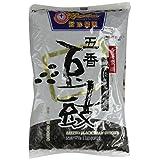 Chinese Douchi - Fermented Black Beans - 16 Oz Bag Each