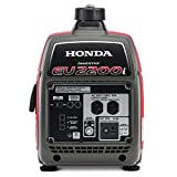 Honda EU2200i 2200-Watt Super Quiet Gas Power Portable Inverter Generator control panel
