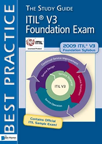 itil v3 foundation exam the study guide mike pieper 9789087530693 rh amazon com itil foundation exam study guide itil foundation exam study guide free