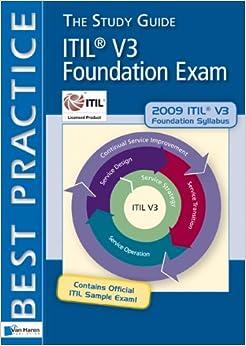 Itil foundation 2011 book pdf