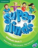 img - for Super Minds Level 2 Student's Book with DVD-ROM book / textbook / text book