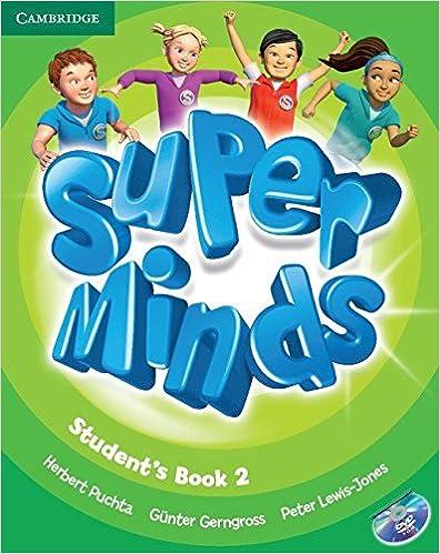 Libro Epub Gratis Super Minds. Student's Book. Per La Scuola Elementare. Con Dvd-rom. Con Espansione Online: Super Minds 2 Sb/dvd Rom
