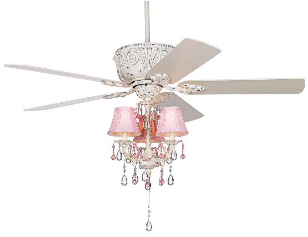 Casa deville pretty in pink pull chain ceiling fan amazon mozeypictures Image collections