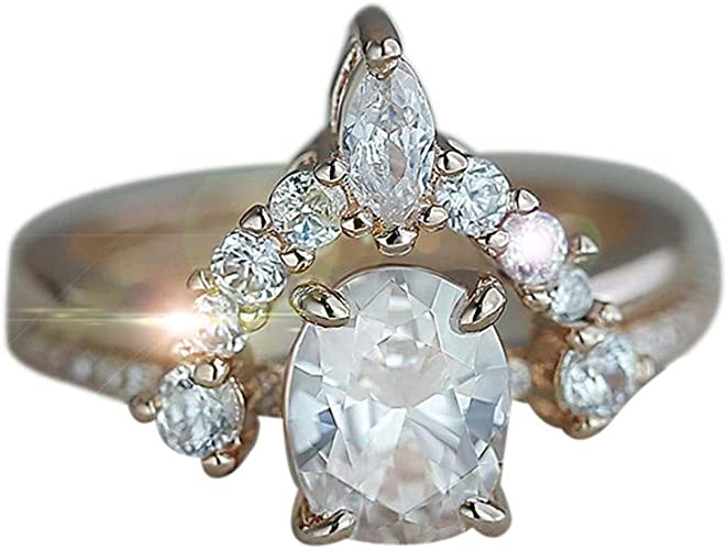 bague or luxe femme
