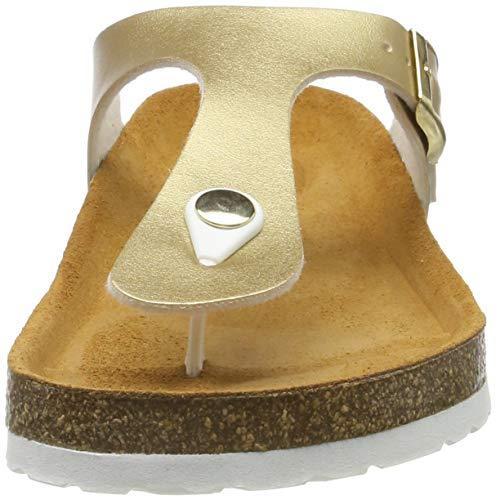 Mules gold Tamaris 940 1 1 940 27522 22 Or Femme W8qFqpHn
