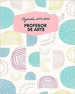Agenda 2019-2020 Maestra de Arte: Planificador y Agenda para ...