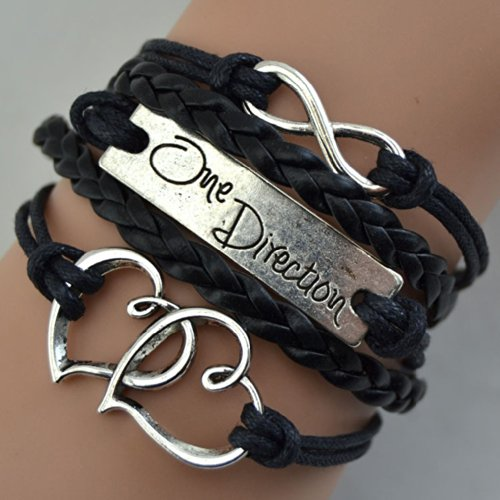 one direction charm bracelet - 4