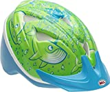 Bell Toddler Sprite Whale Wash Helmet, Green Review
