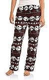 M Nightmare Before Christmas Lounge Sleep Pajama Pants Womens Jack Skellington
