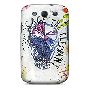 Samsung Galaxy S3 Fvd20023MFOc Unique Design High Resolution Cage The Elephant Pictures Best Hard Cell-phone Cases -LauraAdamicska