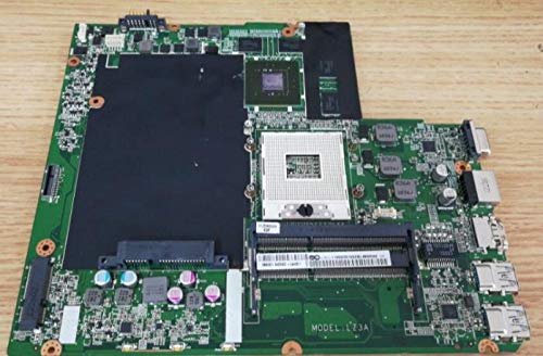 REFIT IdeaPad Z580 Laptop Motherboard LZ3A 11S90000109 DALZ3AMB8E0 VRAM Tested Working
