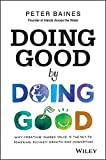 doing good by doing good