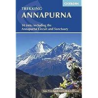 Annapurna: 14 treks including the Annapurna Circuit and Sanctuary
