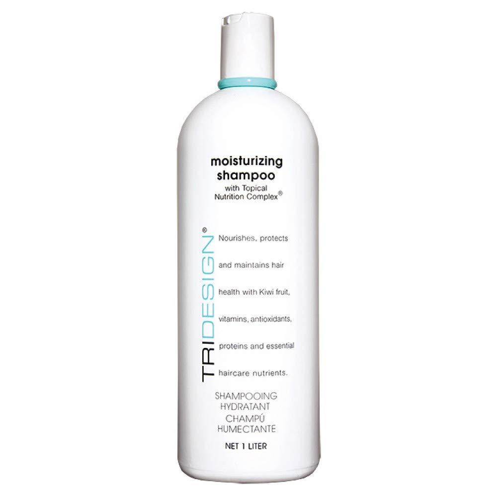 Tri Moisturizing Shampoo, 34 Fluid Ounce