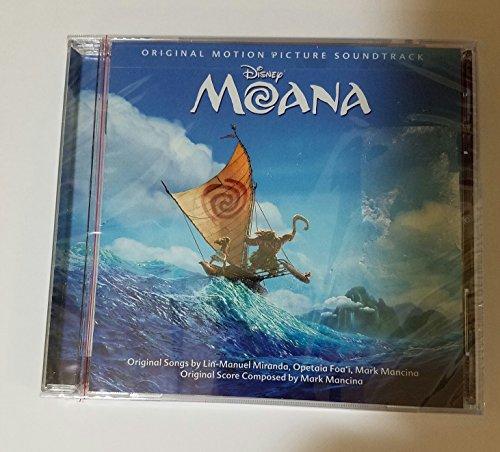 sound track moana