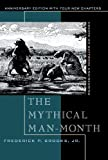 The Mythical Man-Month: Essays on Software Engineering, Anniversary Edition (2nd Edition) - cover