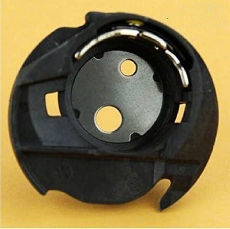 HONEYSEW Partes de Máquinas de coser Caja de La Bobina # Q6A0764000 Para Singer 3323 4411 4423 5511 5523: Amazon.es: Hogar