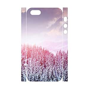3D Sky Case For iPhone 5,5S White Nuktoe277691 by ruishername
