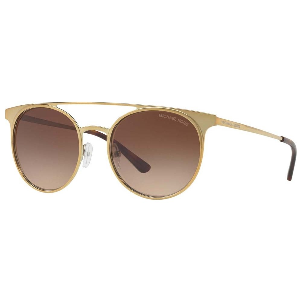 Sunglasses Michael Kors MK 1030 116813 SHINY PALE GOLD - TONE