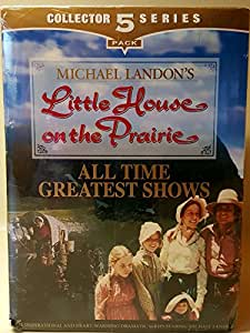 Little House on the Prairie - All Time Greatest Shows [VHS]